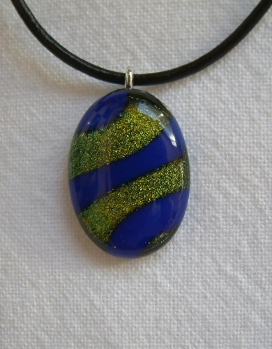 Special Fused Glass Pendants