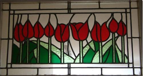Panels for doorways